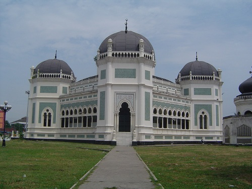 The Great Mosque of Medan