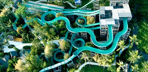 Water Park Ancol 10 Theme And Water Parks