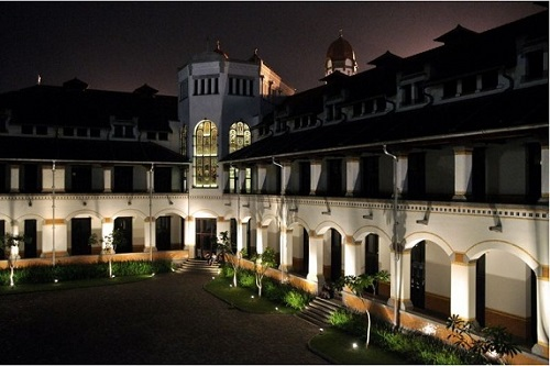 lawang Sewu Corner Top1 Top 10 Historical Building You Should Visit in Indonesia