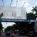 Madiun, the City Where the Train Transportations from All over Indonesia Are Made