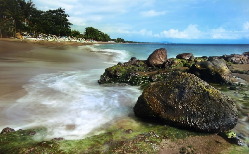 Batu Layar Beach