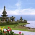 Bedugul lake - Beratan (Bali)
