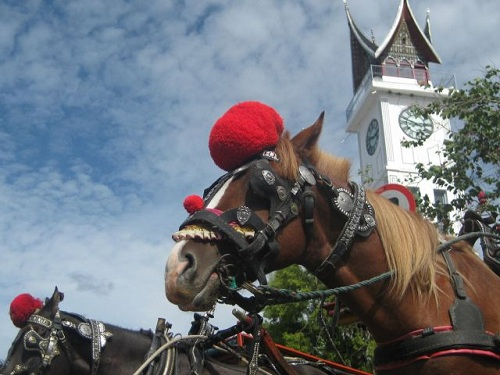 Jam Gadang (Padang, West Sumatra)