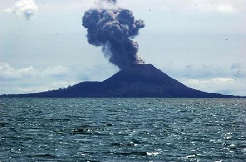 Mout Krakatoa
