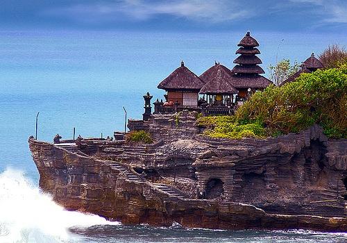 Tanah Lot (Bali Island)