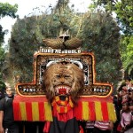 The Performance of Reog Ponorogo