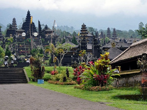 Pura Besakih temple complex, Bali