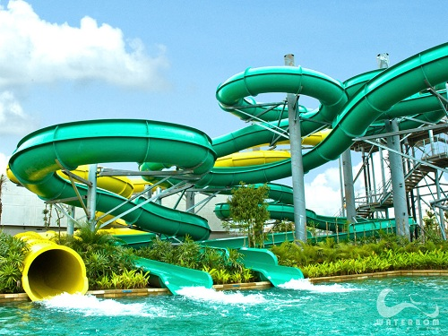 Water Park Ancol Famous Jakarta Water Park