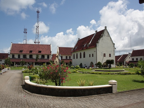 The Fort Rotterdam Makassar
