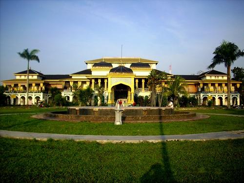 The Istana Maimun Medan