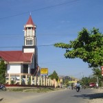 Atambua, a Border City in the East Indonesia