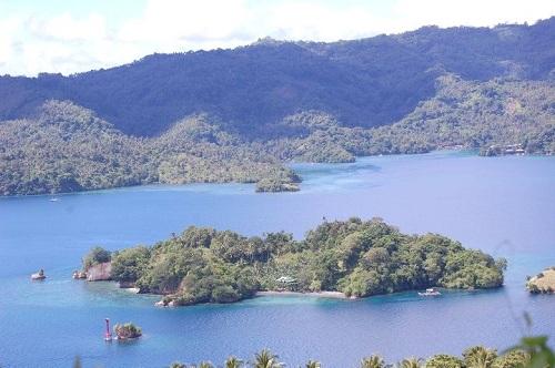 The Lembeh Island