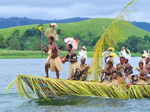The Lake Sentani Festival, Jayapura, Papua