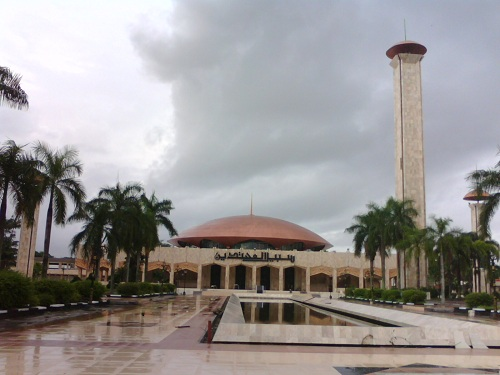 The Sabilal Muhtadin Mosque, Banjarmasin
