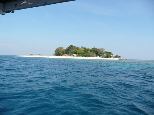 The Samalona Island