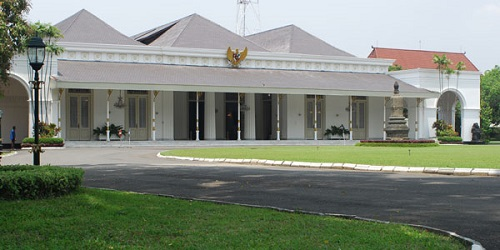 istana yogya