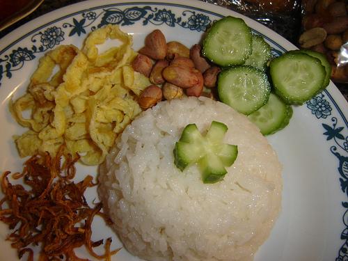 uduk rice
