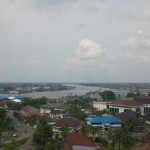 Pontianak, an Equator City on the Banks of the Indonesia's Longest River