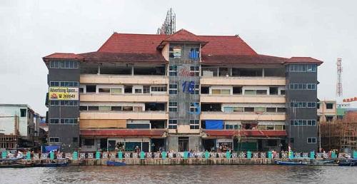 16 Ilir Market (palembang)