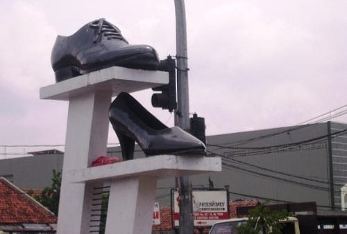 Cibaduyut (Shoes Center Bandung)