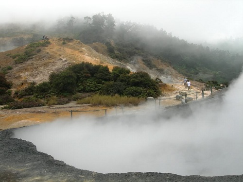 Dieng Craters