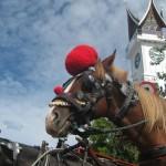 Jam Gadang – Indonesia Traditional Big Ben at Padang