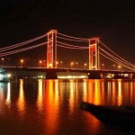 The Good Looks of Jembatan Ampera, Palembang, Indonesia