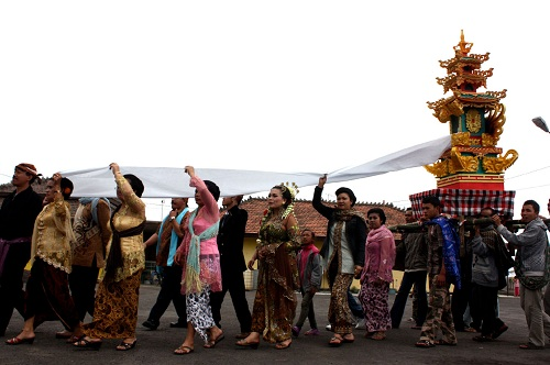 Kasada Ceremony (Mount Bromo)