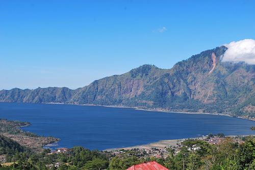 Kintamani Lake (Bali)
