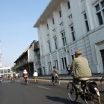 Playing Time Machine By Visiting Kota Tua Jakarta