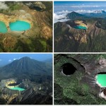 Enjoy the Beauty of Multicolor Lake Kelimutu