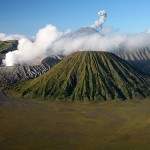 Cold Weather With An Excellent View At Mount Bromo