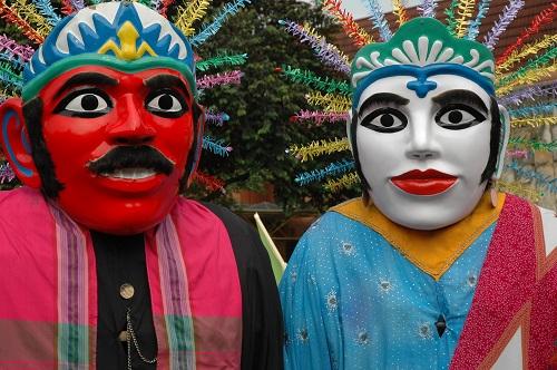 Ondel-Ondel Betawi (Jakarta Culture)