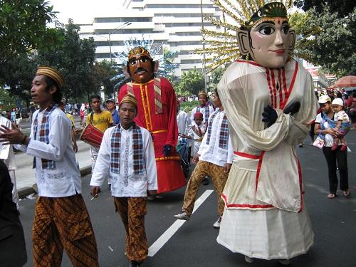 Ondel-Ondel Carnival