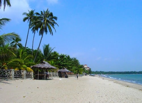 Pantai Anyer (Anyer Beach)
