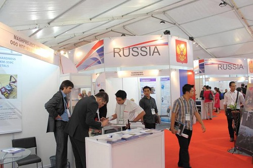 Russian Exposition Opens At International Exhibition In Indonesia