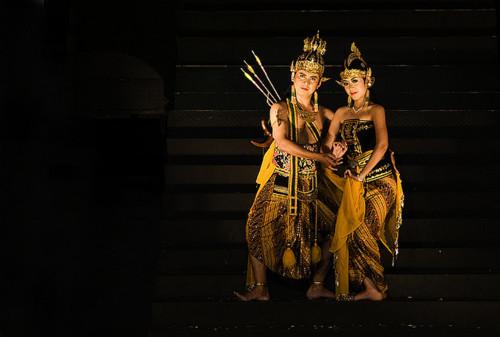 Ramayana Ballet - Rama And Sinta