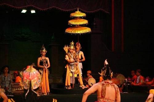 Ramayana Ballet - Show