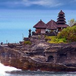 Tanah Lot – Popular Tourist And Cultural Icon For Photography At Bali Island