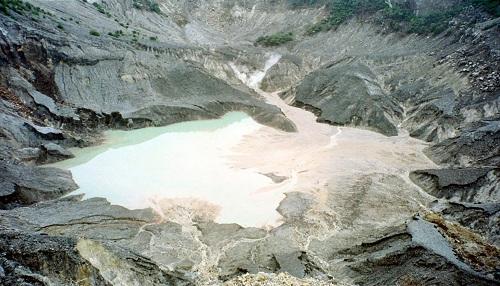 Tangkuban Parahu Craters