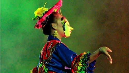 Tari Topeng Betawi (Betawi Mask Dance)