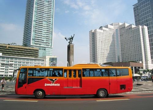 Trans Jakarta (Bus Way)