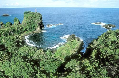 Ujung Kulon National park, Indonesia