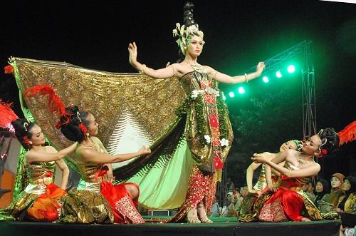 Yogyakarta Dance
