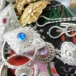 Fantastic Silver Jewelries at Celuk Bali Village