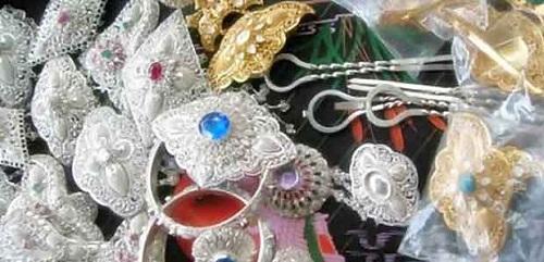 Celuk Bali Silver (Souvenir)