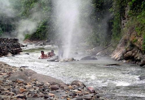 Cisolok Hot Water Swim