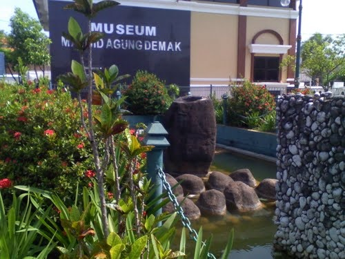 Demak Great Mosque Museum