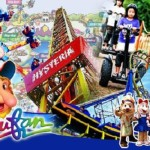 Dunia Fantasi Ancol – Disneyland Alternative in Jakarta