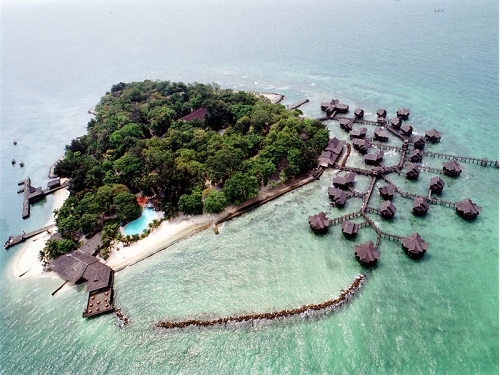 Kepulauan Seribu (Thousands Island, Jakarta, Indonesia)